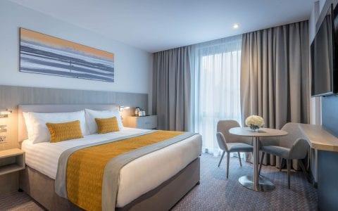 Maldron Hotels double room